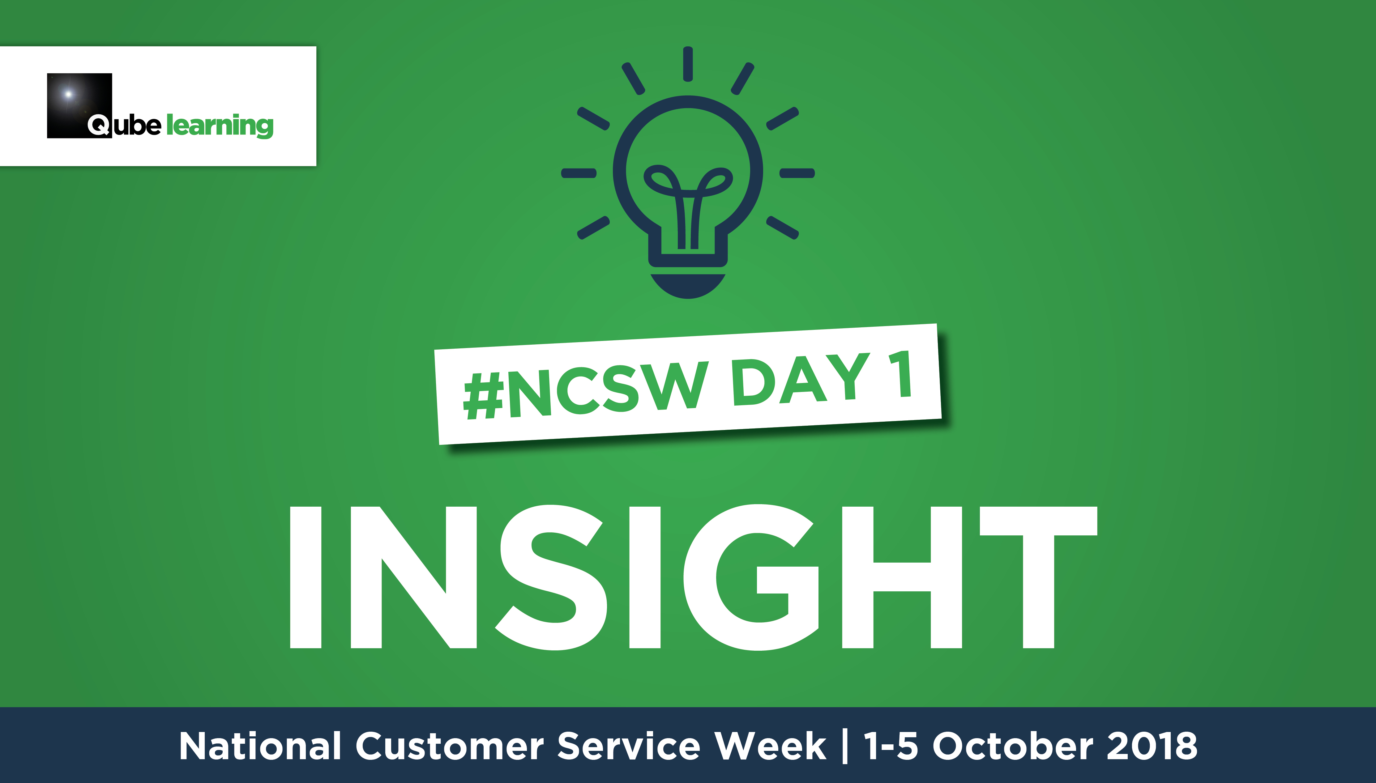 national customer service week an insight in to customer service skills